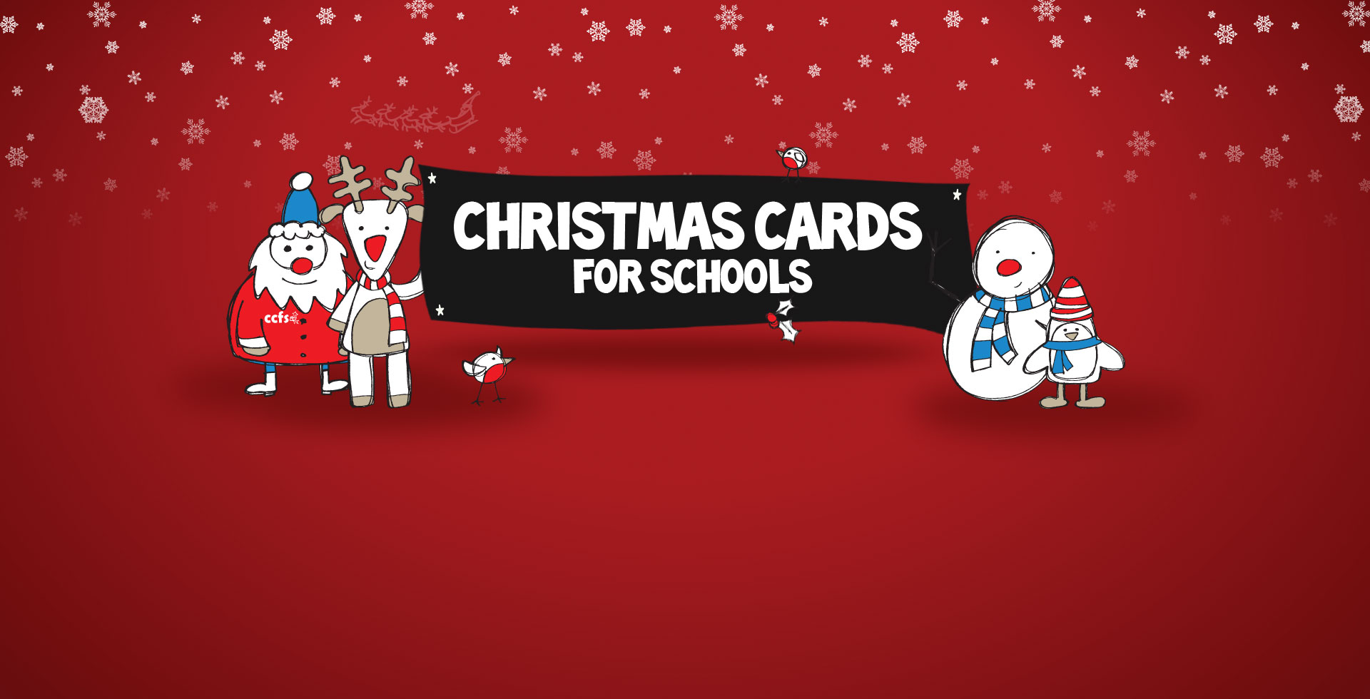 christmas cards for schools intro